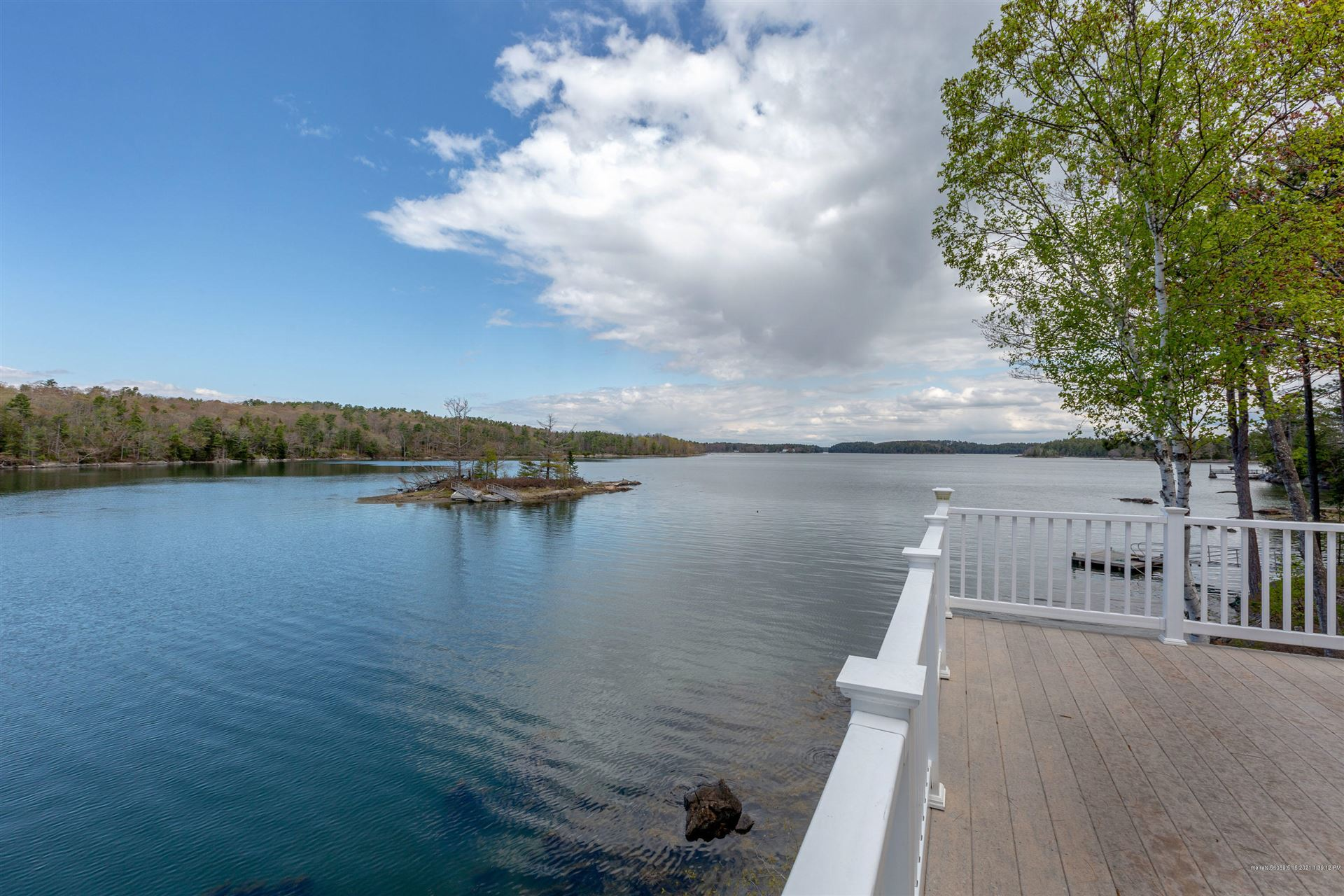 Photo of 17 Laurel Point Circle, Harpswell, ME 04079 (MLS # 1491765)