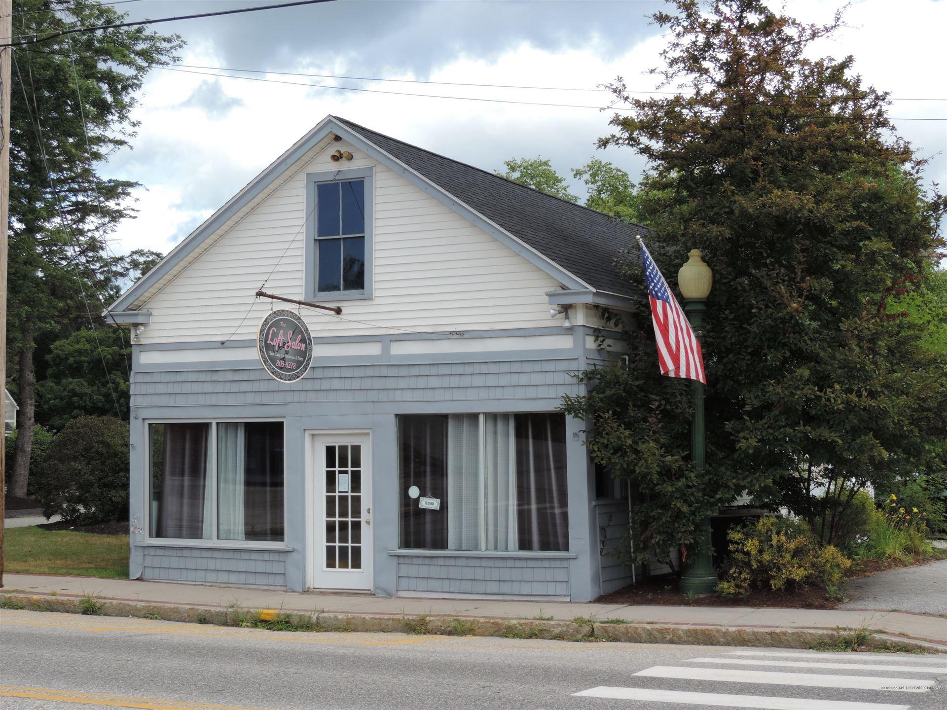 Photo of 240 Main Street, Bridgton, ME 04009 (MLS # 1443767)