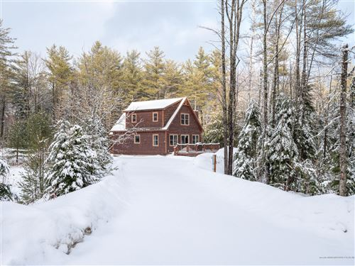 Photo of 50 Tilson Burke Road, Bethel, ME 04217 (MLS # 1445768)