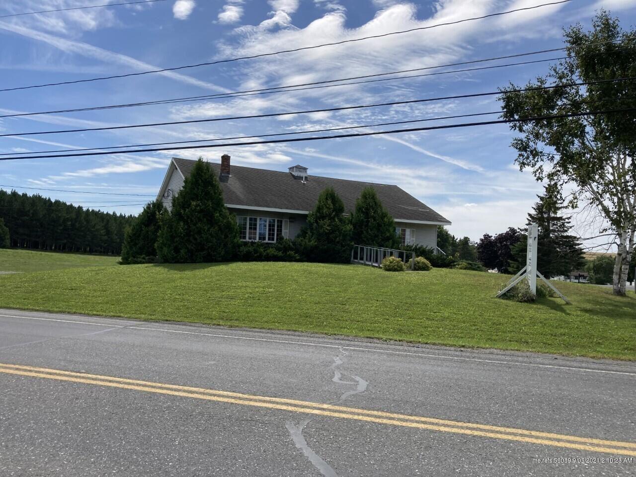 Photo of 184 Academy Street, Presque Isle, ME 04769 (MLS # 1507771)