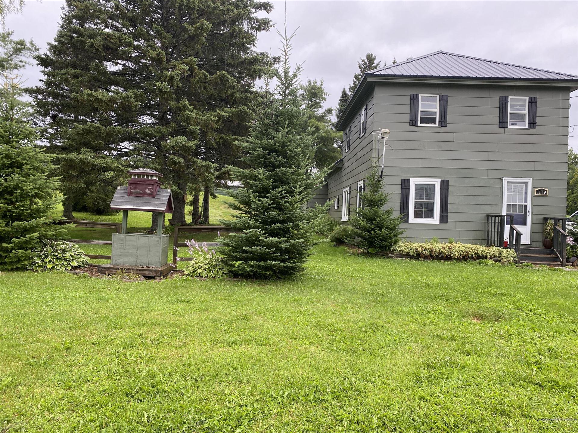 Photo of 1179 New Sweden Road, Woodland, ME 04736 (MLS # 1503773)