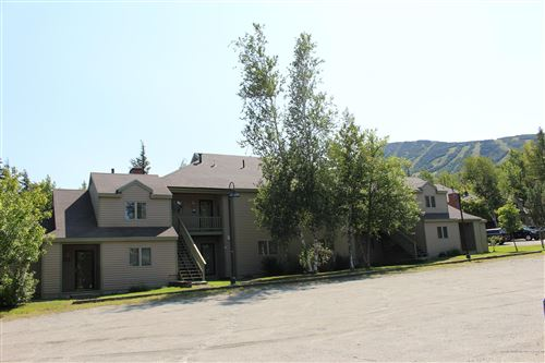 Photo of 410 Snowflower Court #410, Carrabassett Valley, ME 04947 (MLS # 1507783)