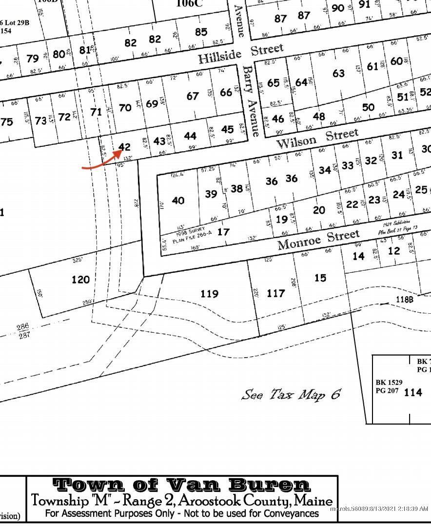 Photo of Lot 042 Wilson Street, Van Buren, ME 04785 (MLS # 1504789)