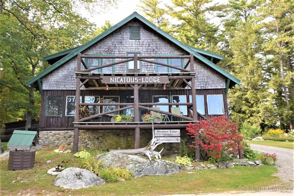 Photo of 0 Nicatous Stream Road, T3 ND, ME 04417 (MLS # 1436790)