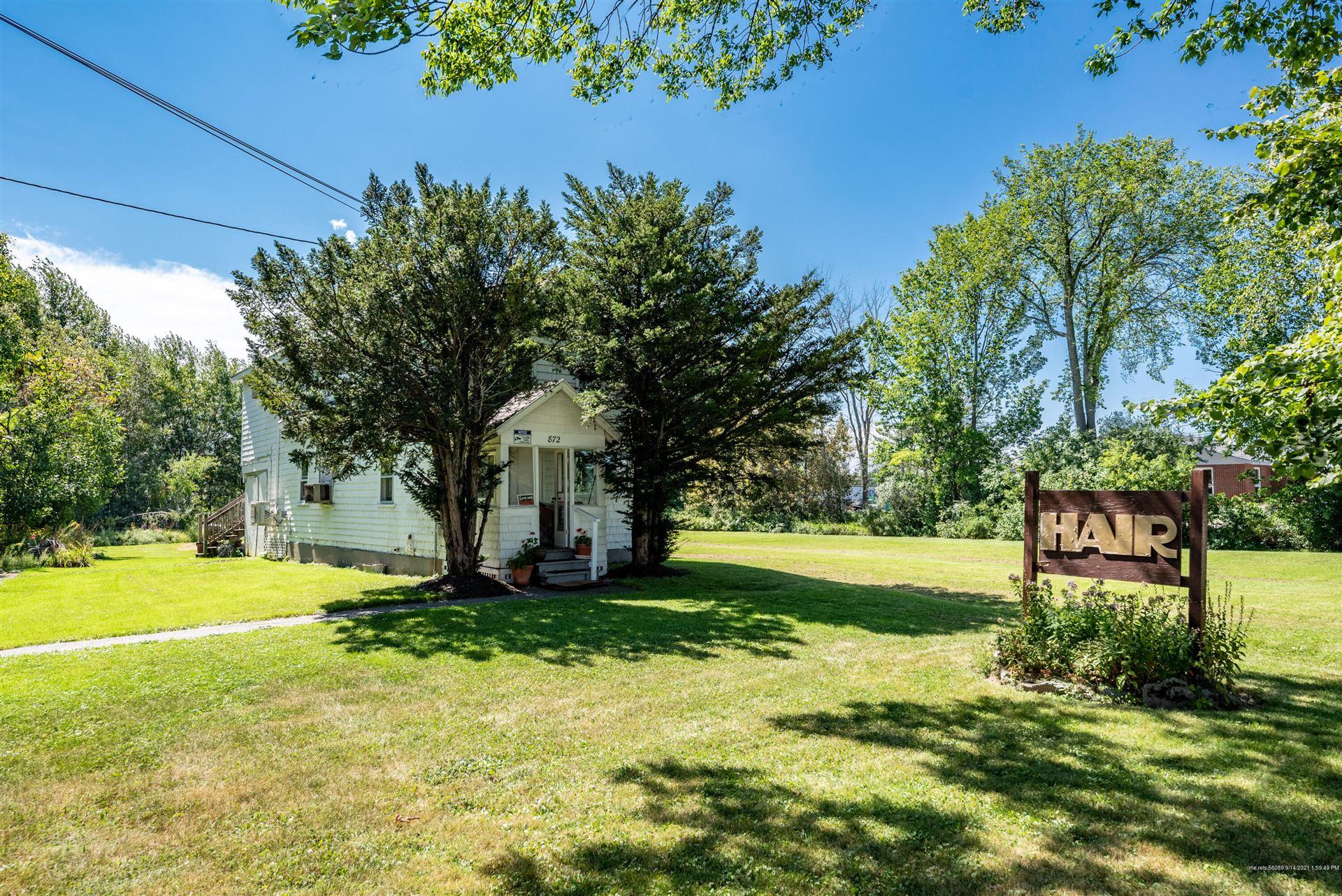 Photo of 872 Hammond Street, Bangor, ME 04401 (MLS # 1508790)