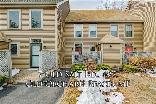 Photo of 7 Old Salt Road #22, Old Orchard Beach, ME 04064 (MLS # 1448791)