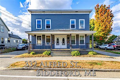 Photo of 332 Alfred Street, Biddeford, ME 04005 (MLS # 1512792)