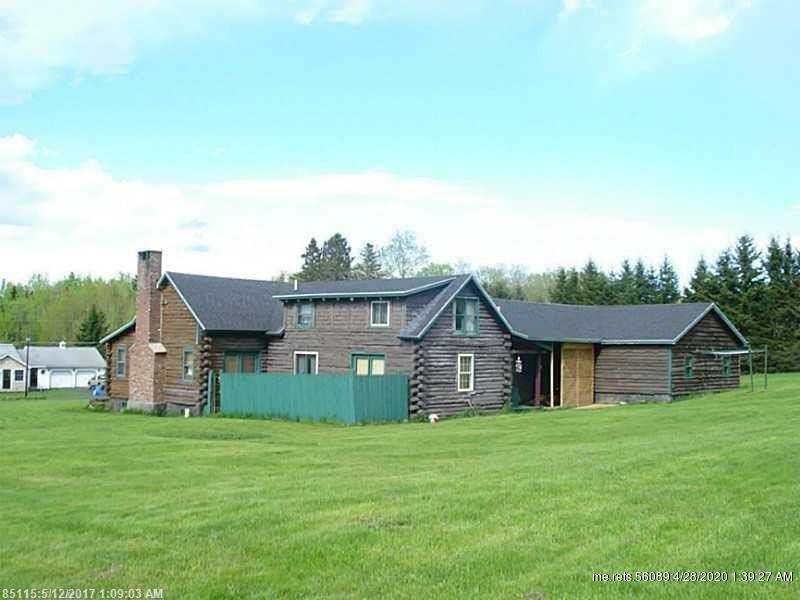 Photo of 655 Carson Road, Woodland, ME 04736 (MLS # 1440792)
