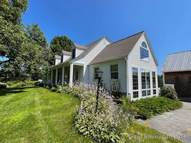 Photo of 800 Boothbay Road, Edgecomb, ME 04556 (MLS # 1503792)