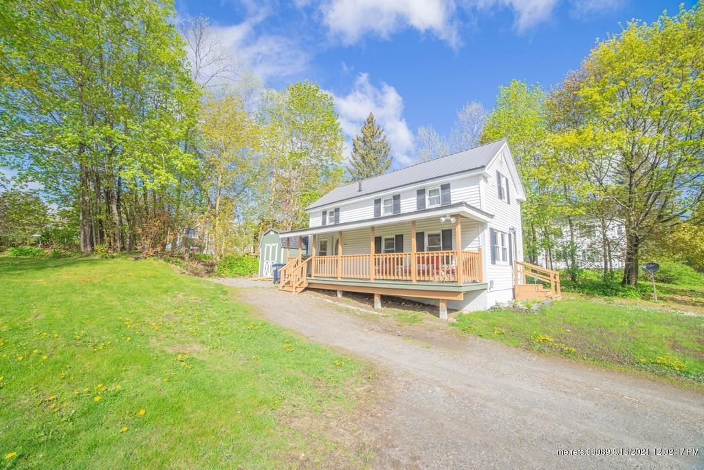 Photo of 76 Spring Street, Old Town, ME 04468 (MLS # 1491793)