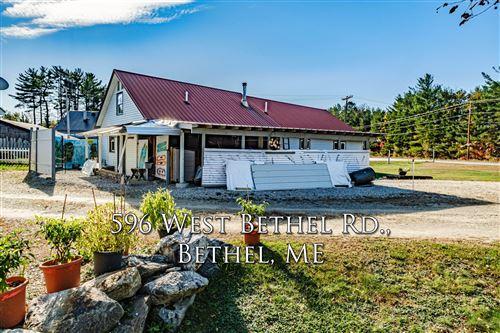 Photo of 596 A Bethel Road, Bethel, ME 04217 (MLS # 1512794)
