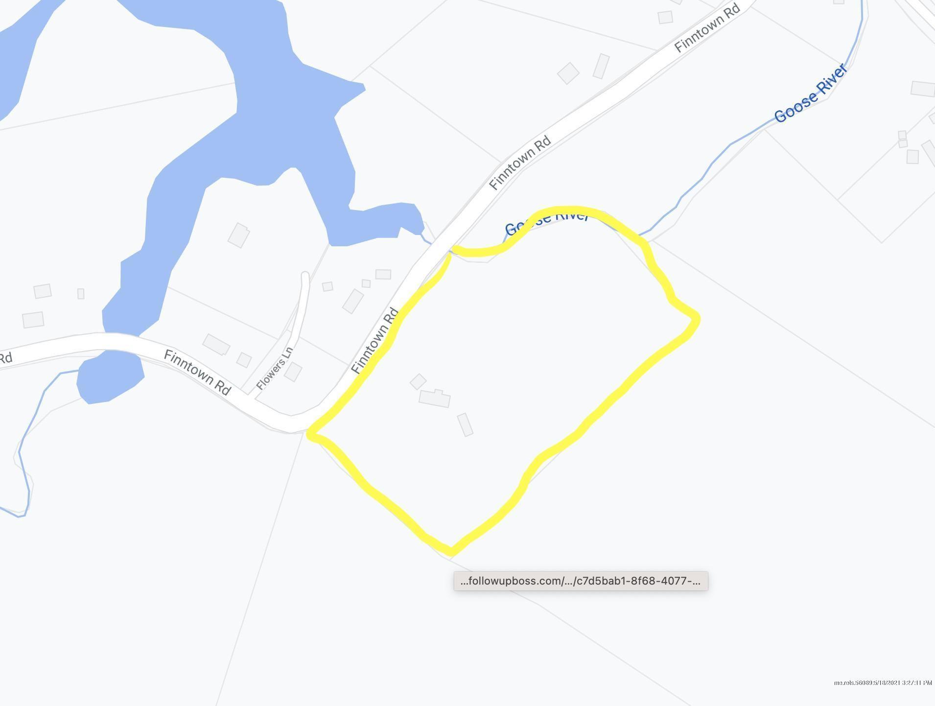 Photo of 549 Hoffses Corner Road, Friendship, ME 04547 (MLS # 1491797)