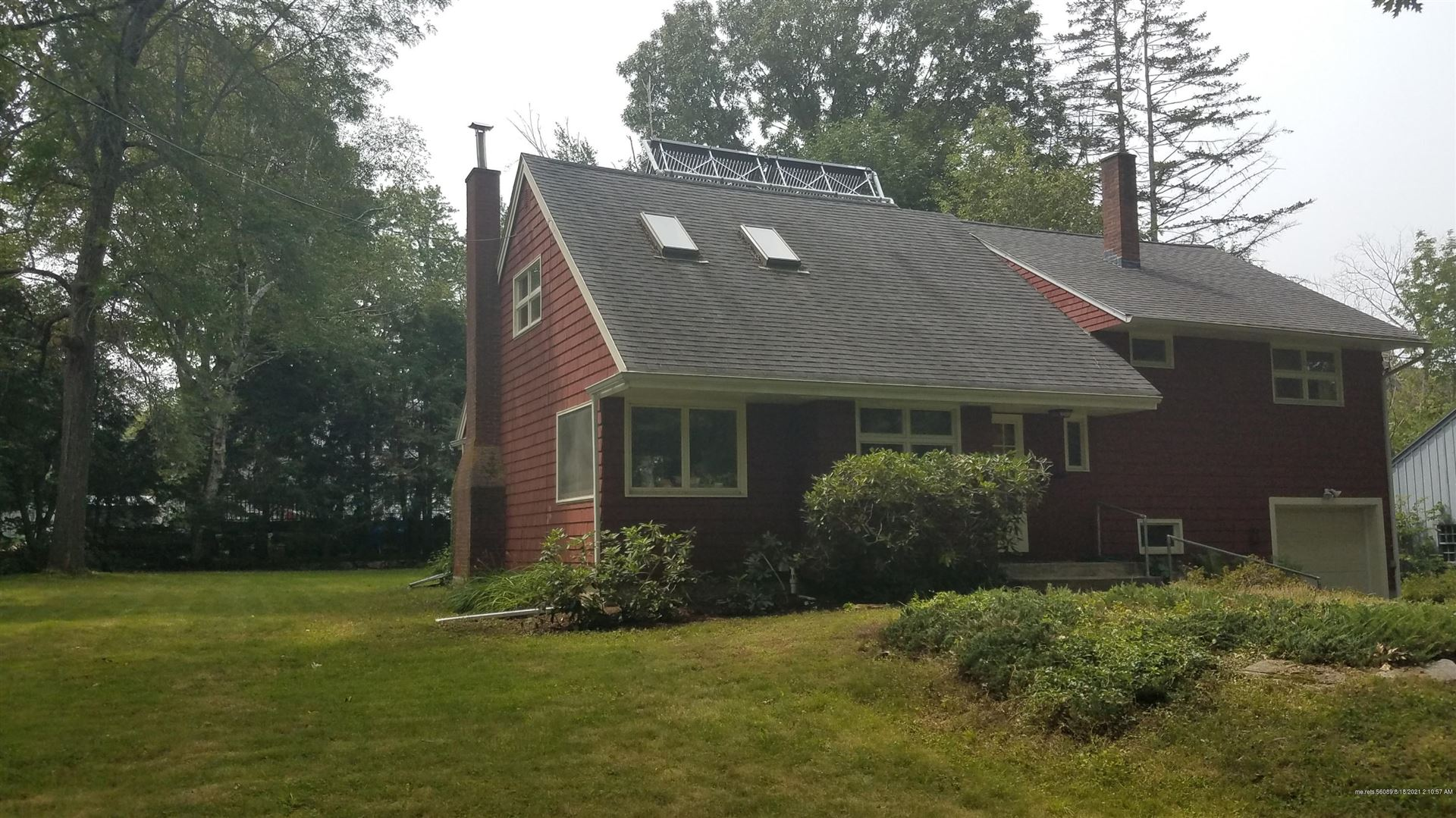 Photo of 120 Mayflower Hill Drive, Waterville, ME 04901 (MLS # 1503798)
