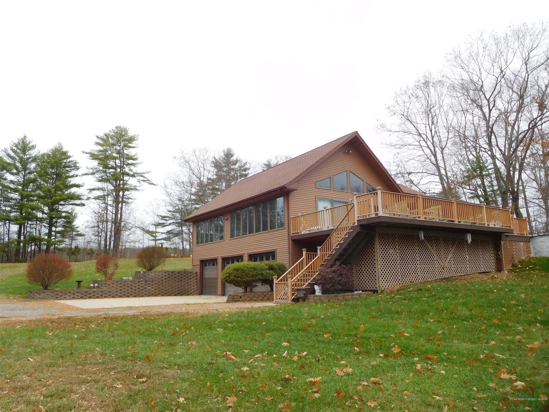 Photo of 230 Whippoorwill Road, Litchfield, ME 04350 (MLS # 1476802)