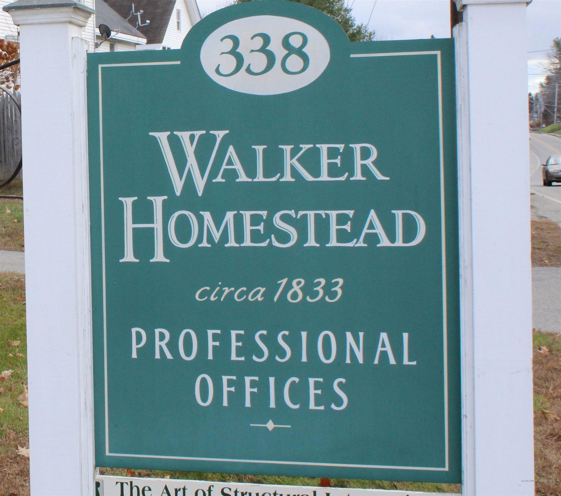 Photo of 338 Water Street, Hallowell, ME 04347 (MLS # 1476808)