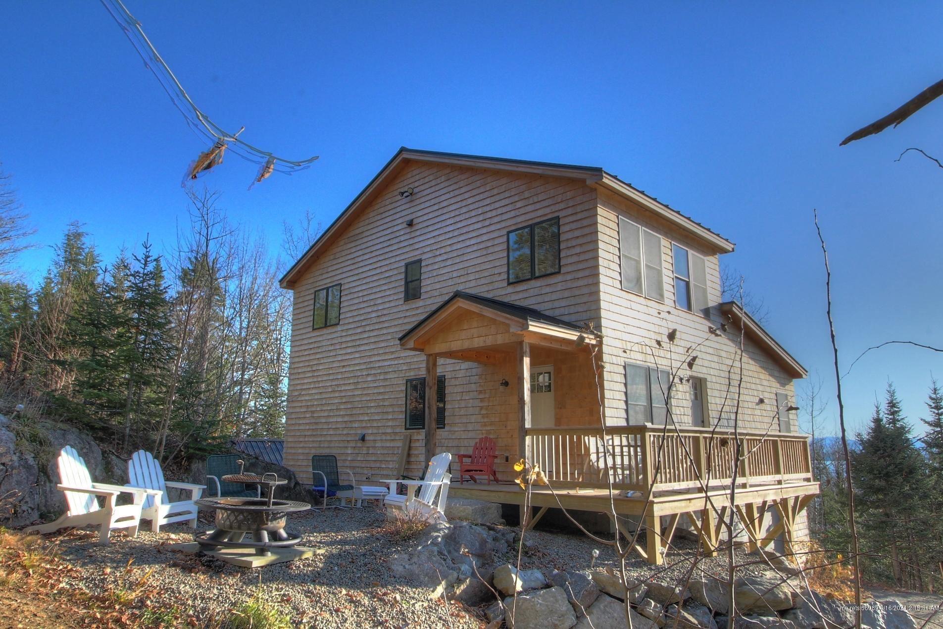 Photo of 390 Bald Mountain Road, Rangeley, ME 04970 (MLS # 1491808)