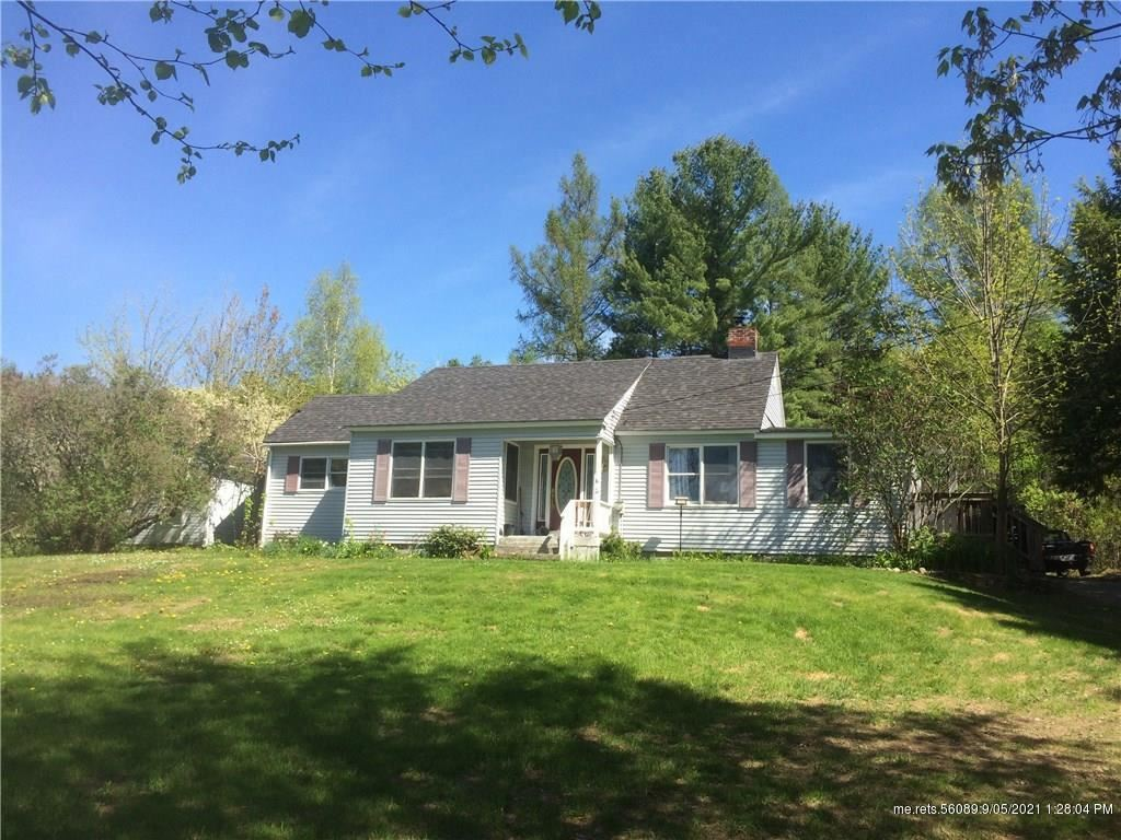 Photo of 180 Enfield Road, Lincoln, ME 04457 (MLS # 1503808)
