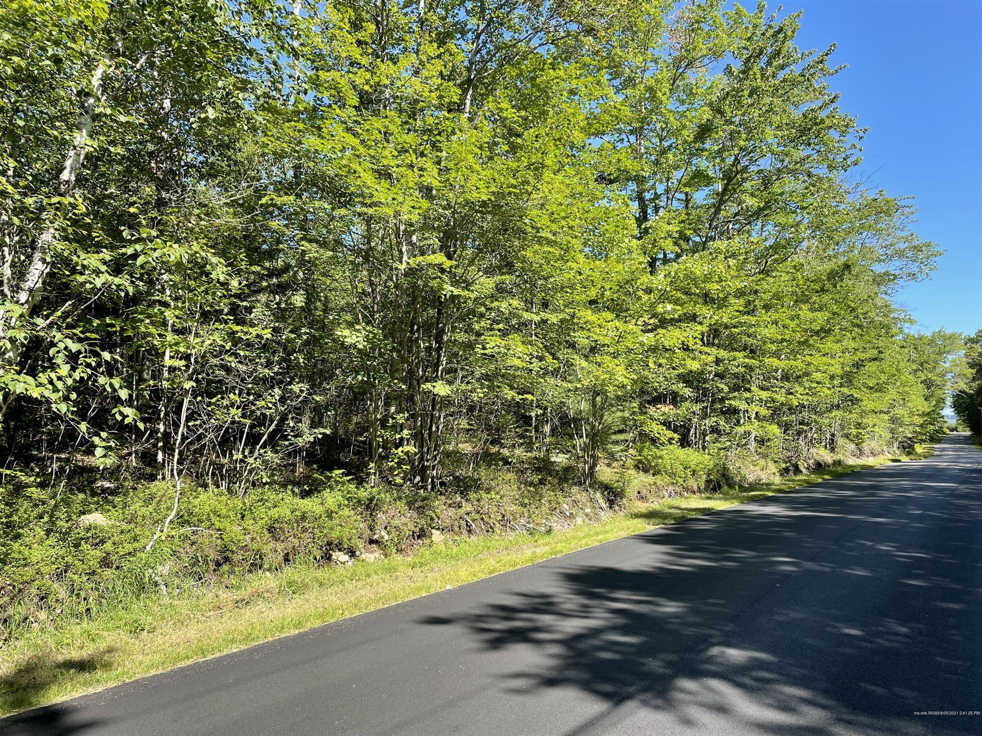 Photo of 00 Tom Leighton Point Road, Milbridge, ME 04658 (MLS # 1503813)