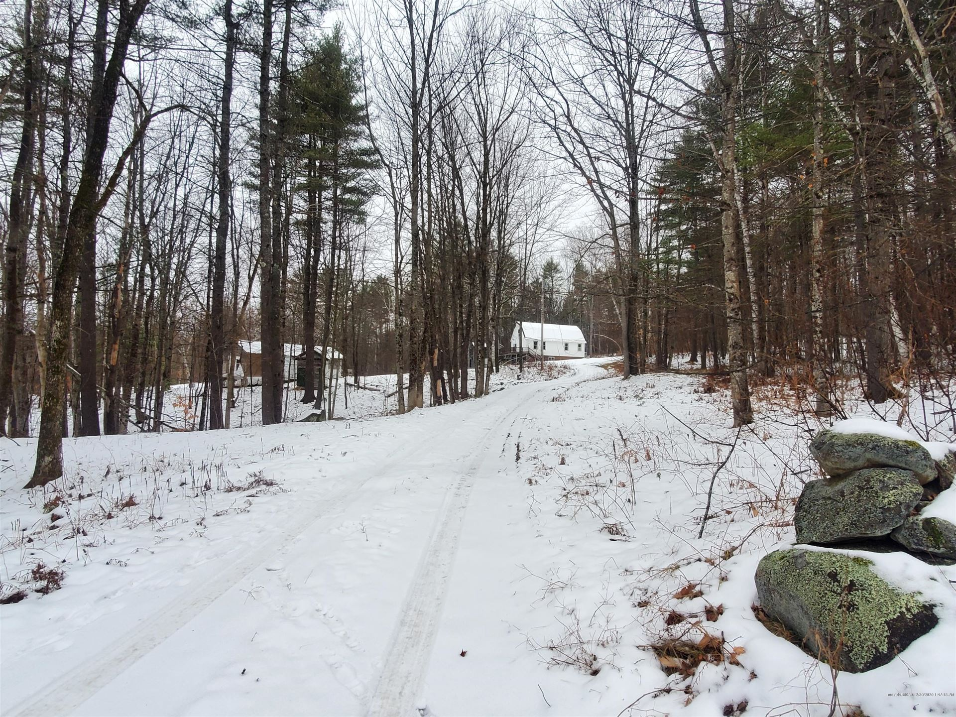 Photo for 74 Walker Hill Road, Jay, ME 04239 (MLS # 1478818)