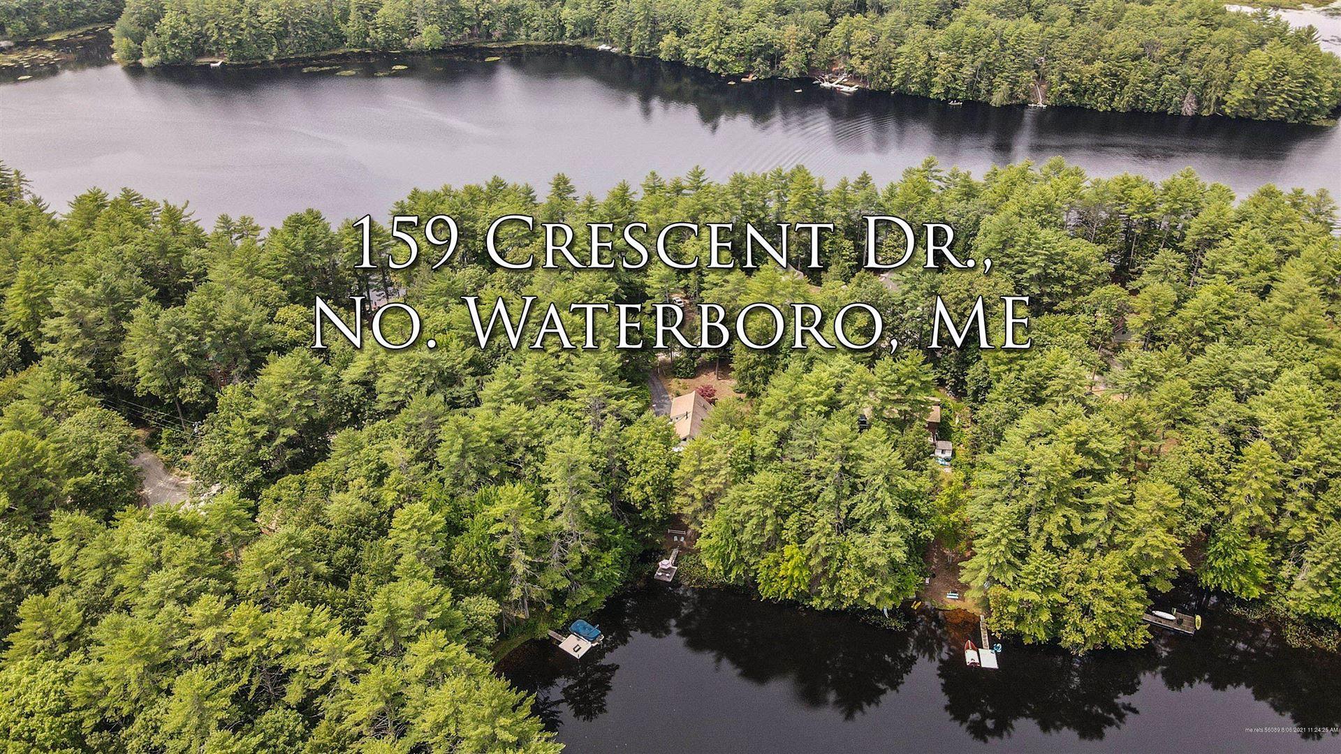 Photo of 159 Crescent Drive, Waterboro, ME 04061 (MLS # 1503820)