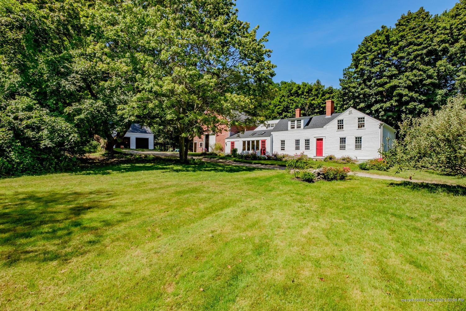Photo of 26 Middle Road, Falmouth, ME 04105 (MLS # 1417823)