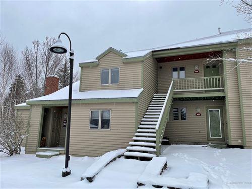Photo of 403 Snowflower Court #403, Carrabassett Valley, ME 04947 (MLS # 1488830)