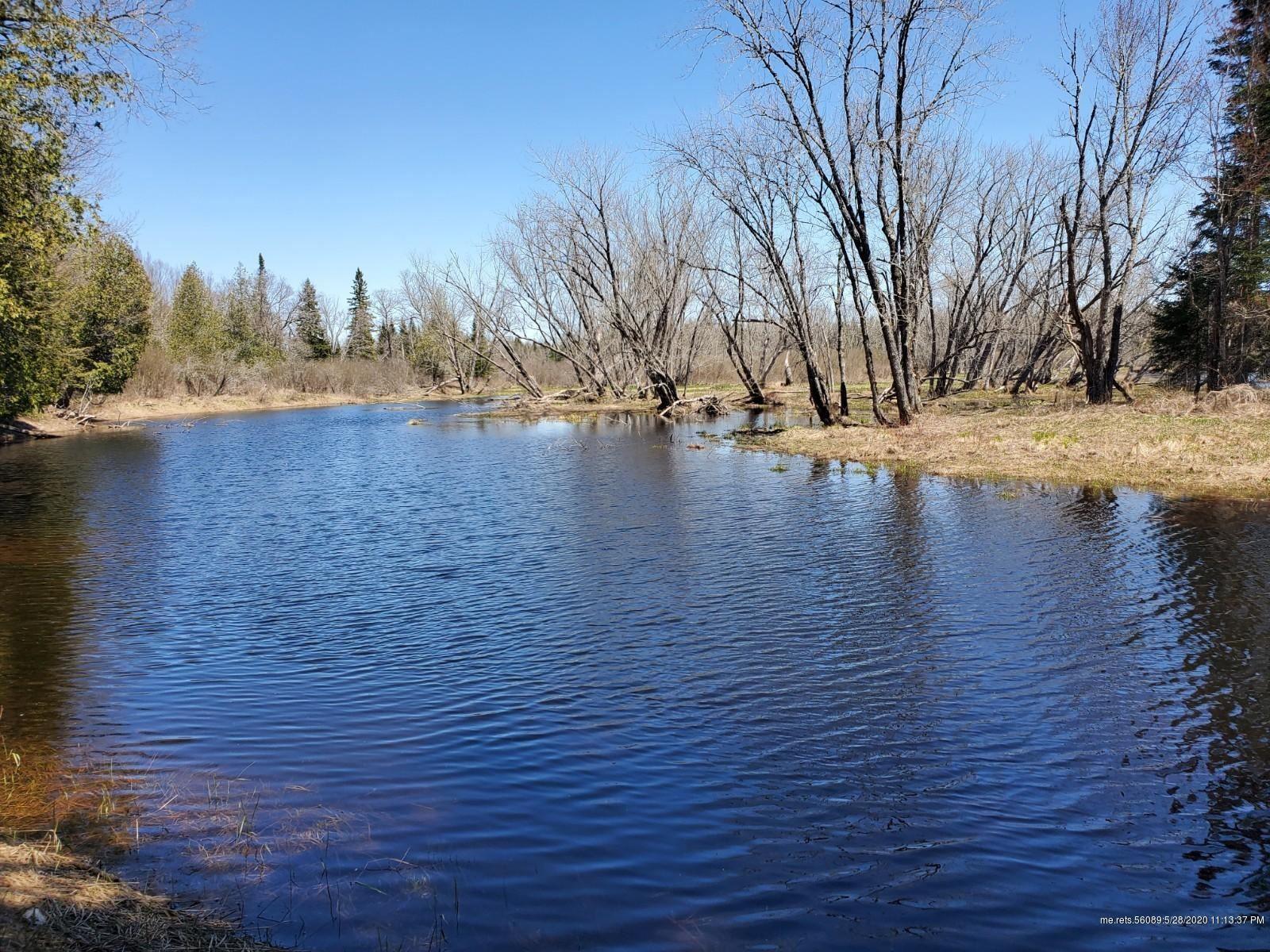 Photo of Lot S Bell Field River Road, Haynesville, ME 04497 (MLS # 1453832)