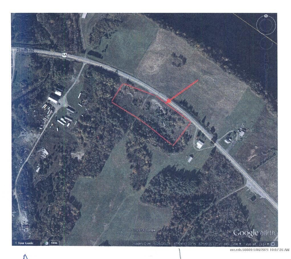Photo of 0 US Route 1A Road, Hamlin, ME 04785 (MLS # 1478846)