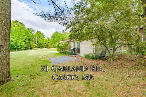 Photo of 31 Garland Road, Casco, ME 04015 (MLS # 1454848)