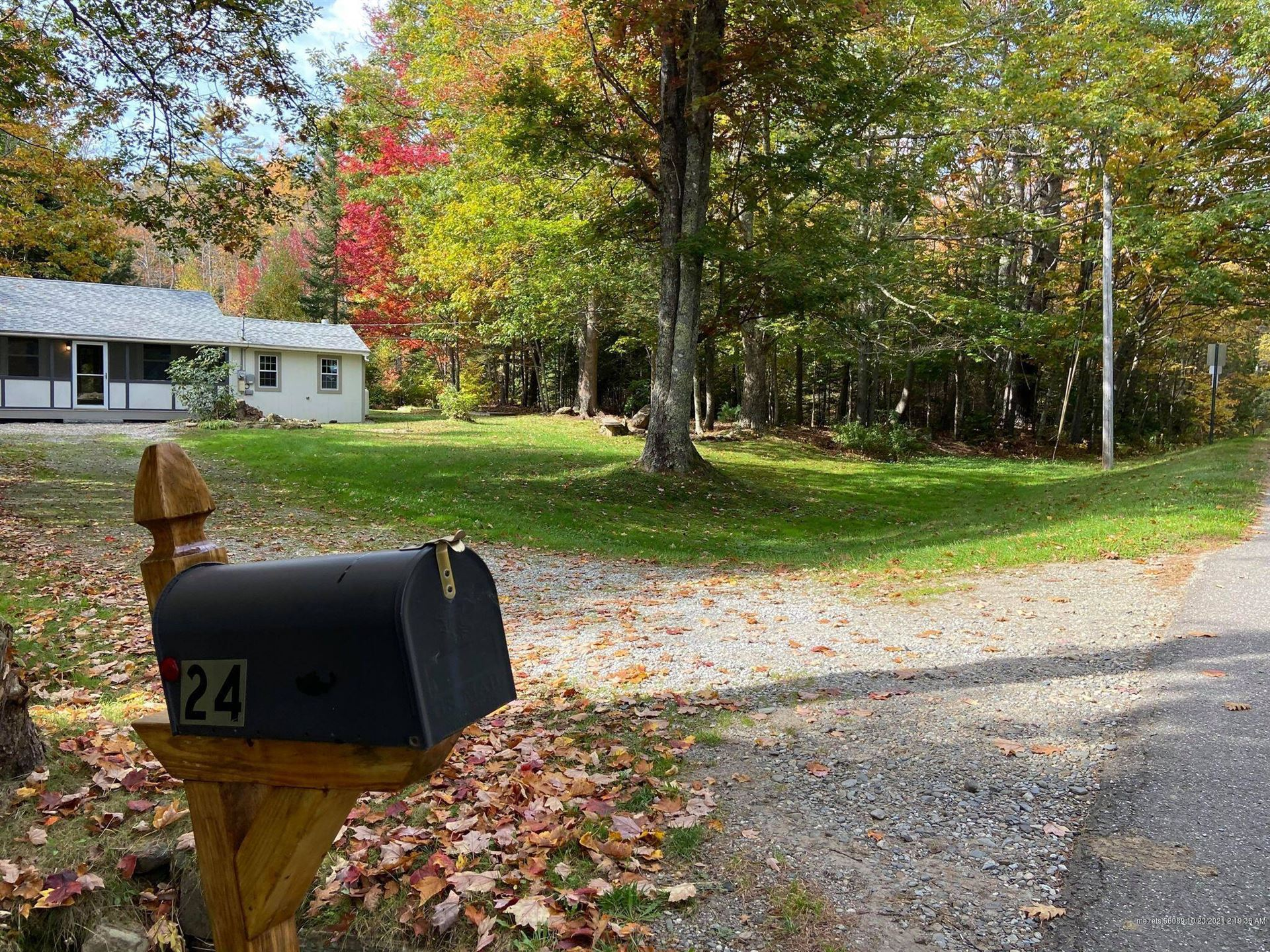 Photo of Lincolnville, ME 04849 (MLS # 1512849)