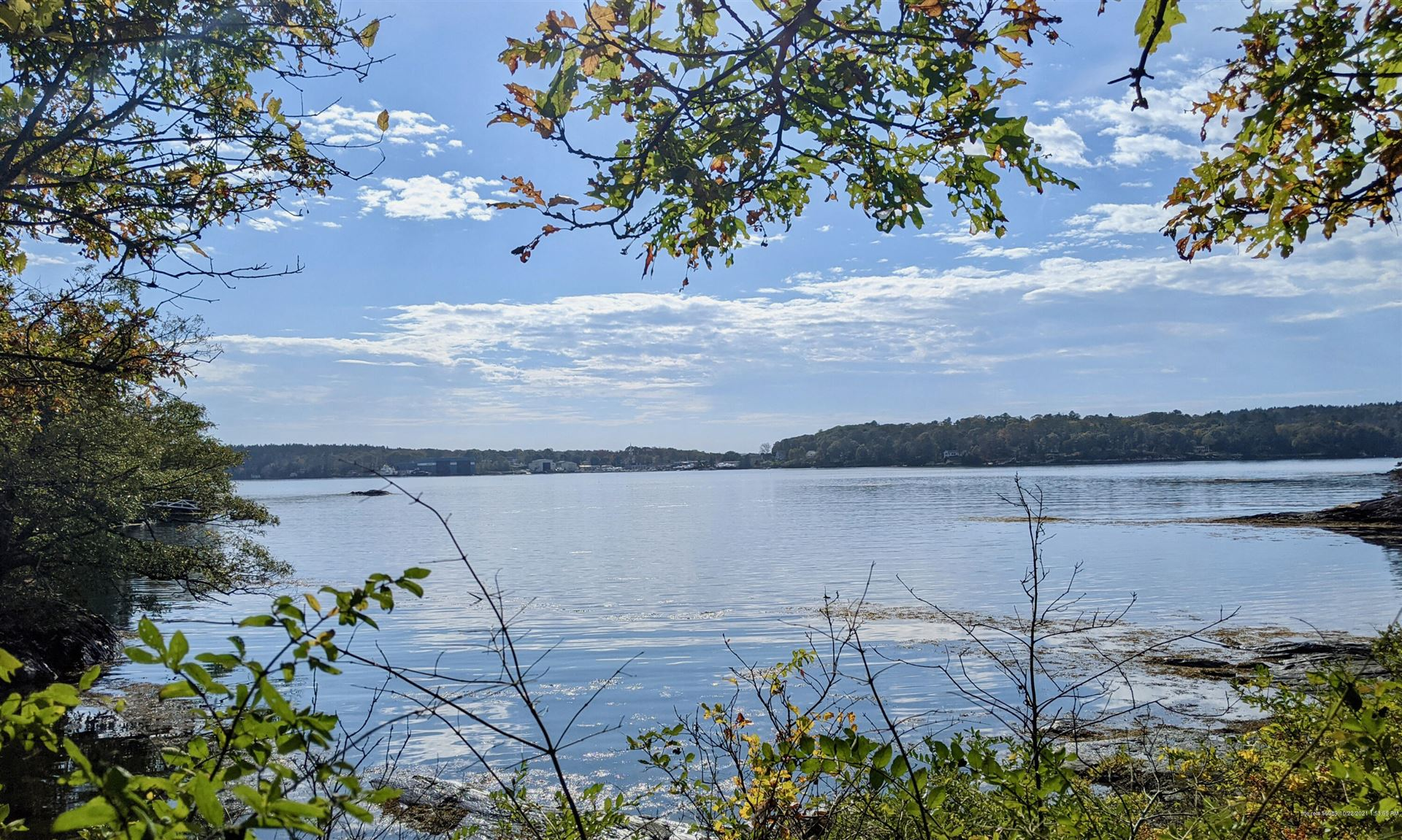 Photo of 0 S (Map 20, Lot 51) Road, South Bristol, ME 04568 (MLS # 1512855)