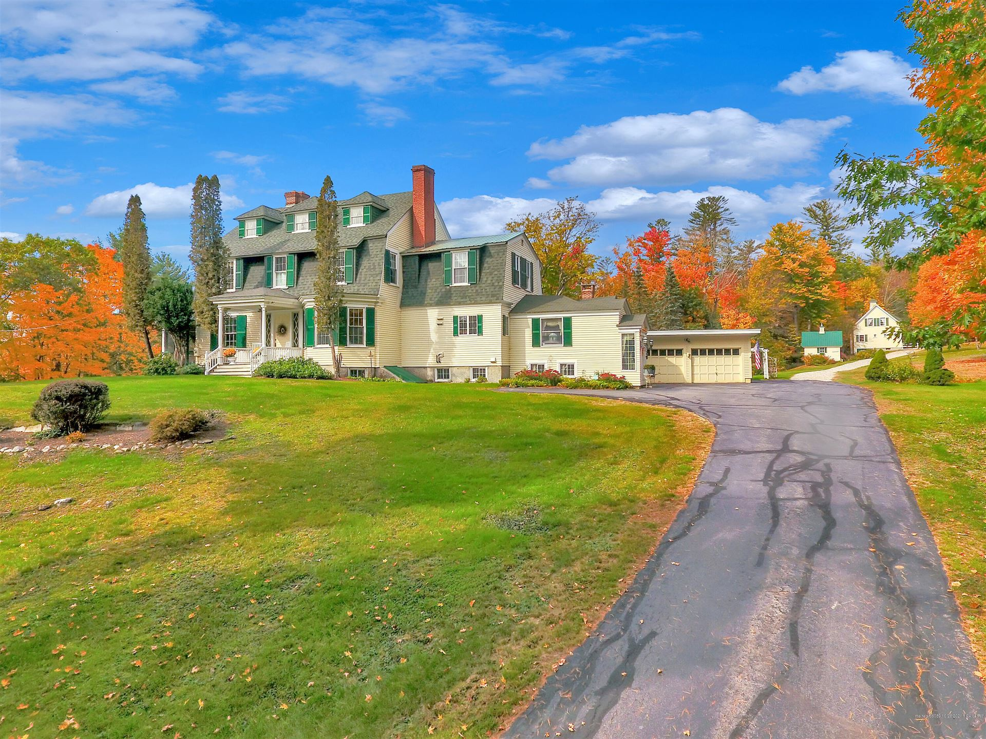 Photo of 15 East Andover Road, Andover, ME 04226 (MLS # 1476857)