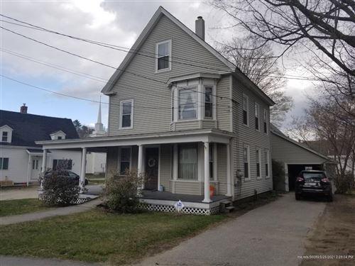 Photo of 29 Church Street, Livermore Falls, ME 04254 (MLS # 1492859)