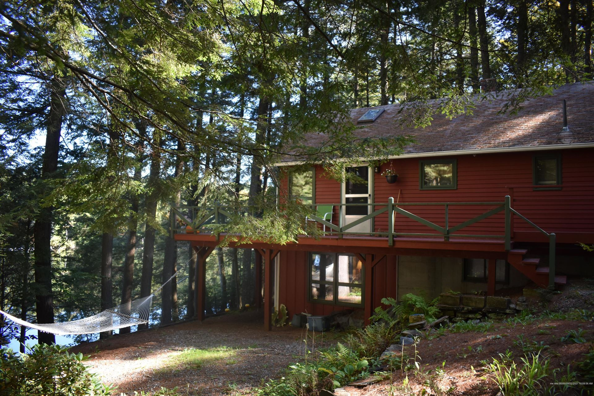 Photo of 70 Lakeview Drive, Readfield, ME 04355 (MLS # 1512860)