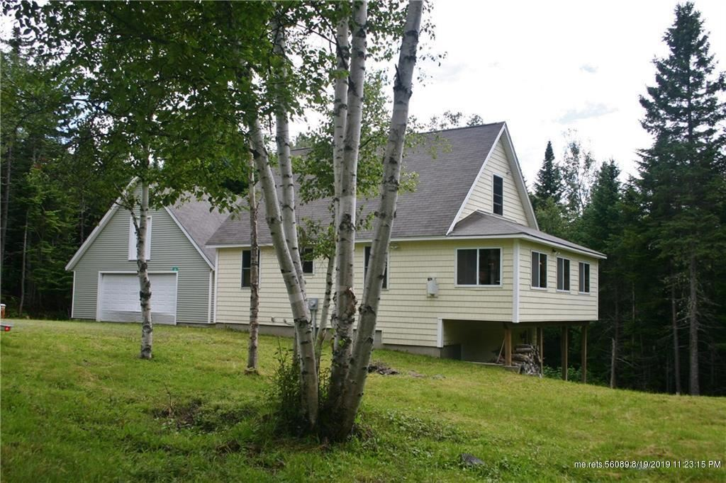 Photo of 25 Aerie Trail, Sandy River Plt, ME 04970 (MLS # 1429862)