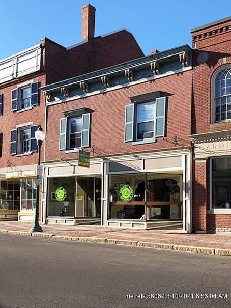 Photo of 242 Water Street, Gardiner, ME 04345 (MLS # 1453864)
