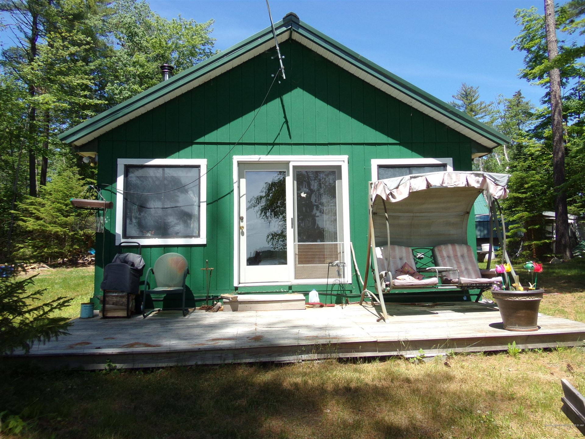 Photo of 794 Ebeemee Lake Road, Ebeemee Township, ME 04414 (MLS # 1495865)