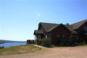 Photo of 12 Whip Willow Farm Road #12, Rangeley, ME 04970 (MLS # 1361868)