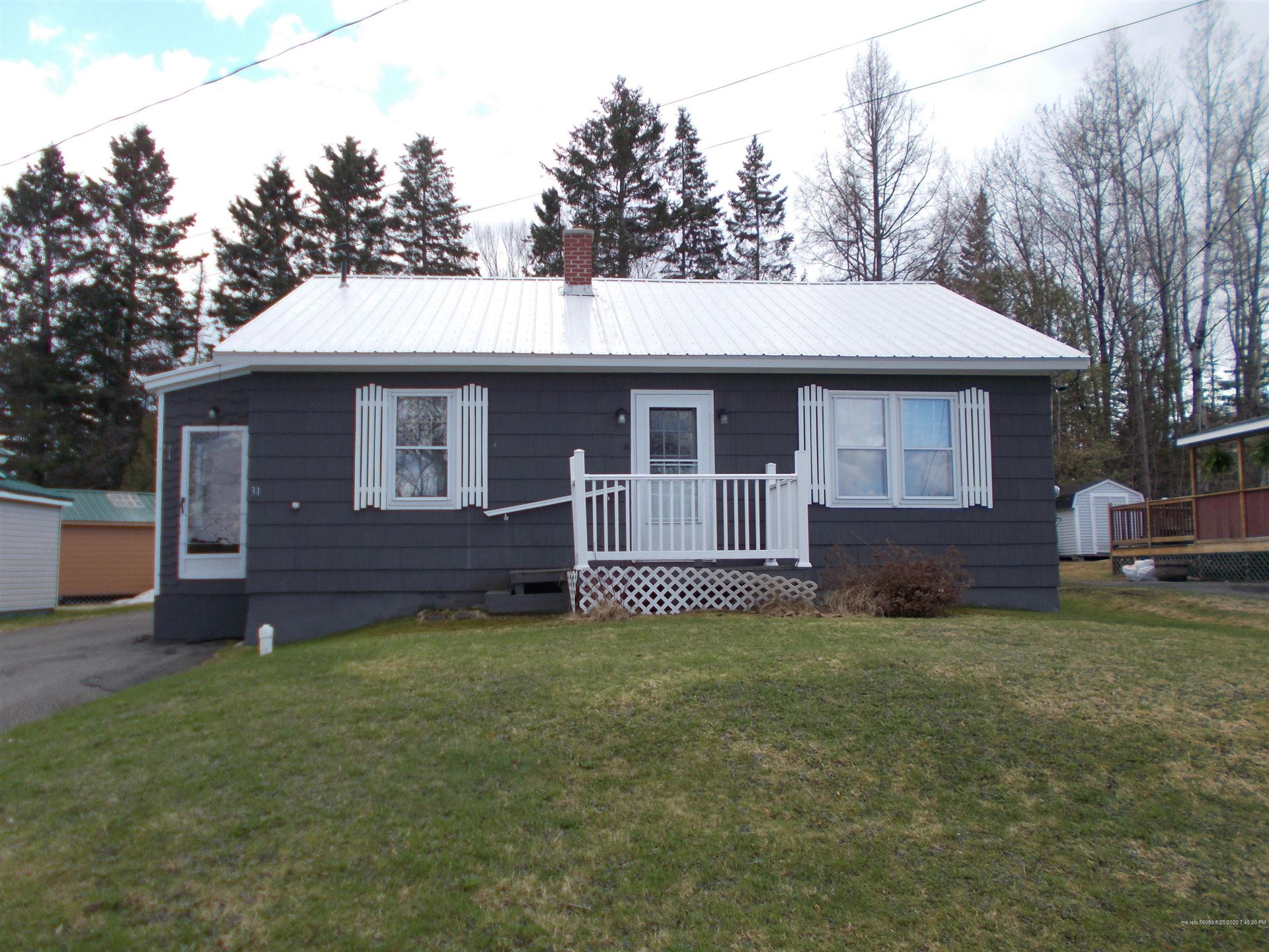Photo of 31 School Avenue, Limestone, ME 04750 (MLS # 1440869)