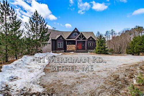 Photo of 11 Merriman Road, Bethel, ME 04217 (MLS # 1485875)