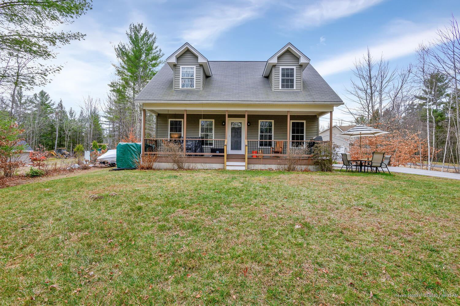 Photo of 15 Aurora Drive, Gray, ME 04039 (MLS # 1476875)