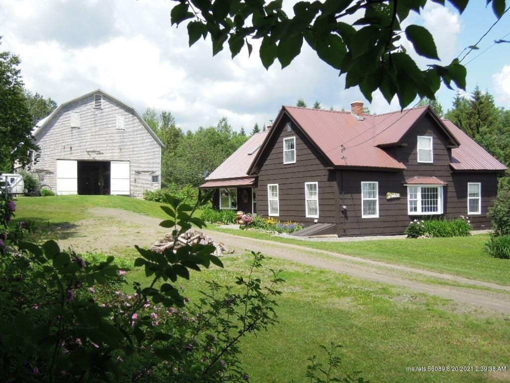 Photo of 452 New Sweden Road, New Sweden, ME 04762 (MLS # 1505875)
