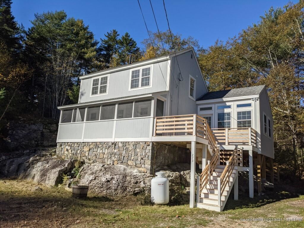 Photo of 273 Back Narrows Road, Boothbay, ME 04537 (MLS # 1512877)