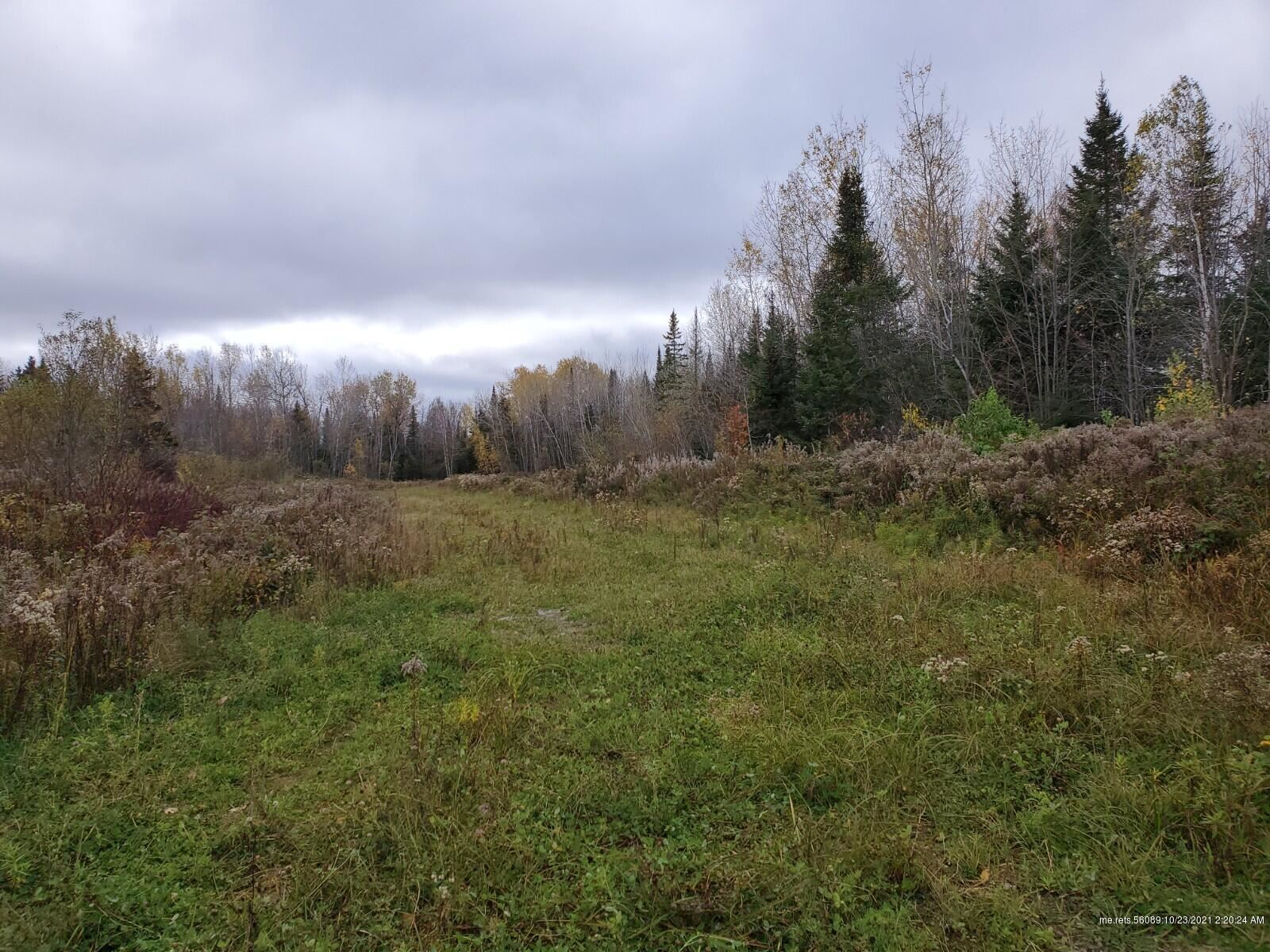 Photo of Lot C Currie Road, Oakfield, ME 04763 (MLS # 1512878)