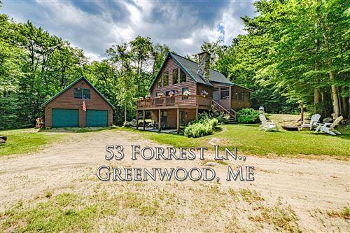 Photo of 53 Forrest Lane, Greenwood, ME 04255 (MLS # 1498879)