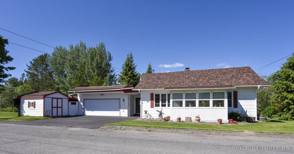 Photo of 124 Watermill Road, Van Buren, ME 04785 (MLS # 1495879)