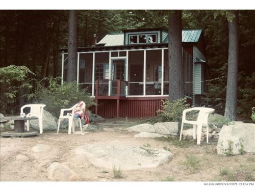 Photo of 11 Papoose Island Road, Raymond, ME 04071 (MLS # 1488880)
