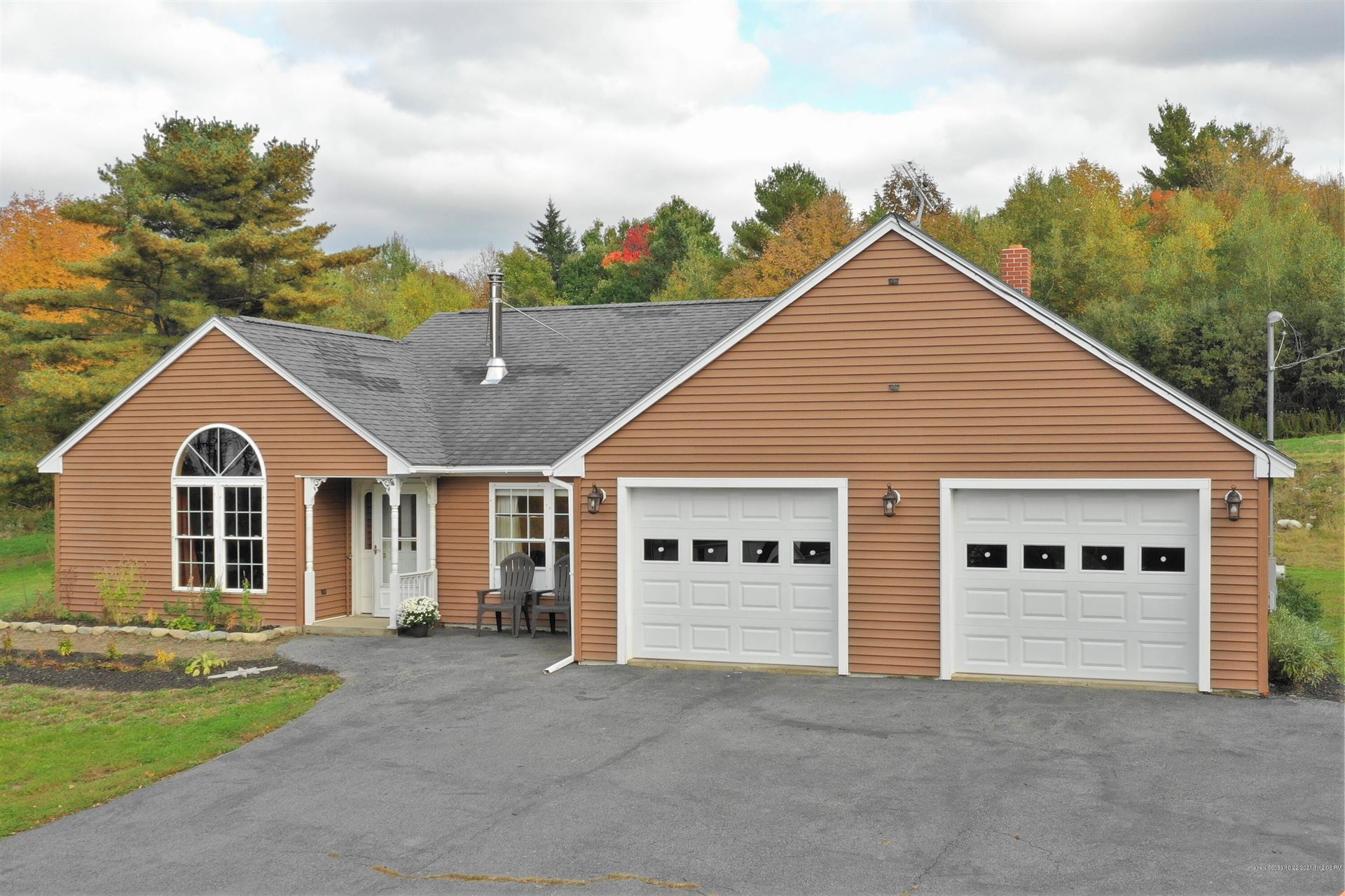 Photo of 693 Marden Hill Road, Palermo, ME 04354 (MLS # 1512882)