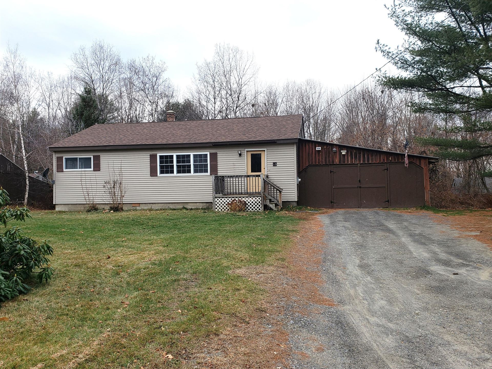 Photo of 13 Chamberlain Street, Skowhegan, ME 04976 (MLS # 1476888)