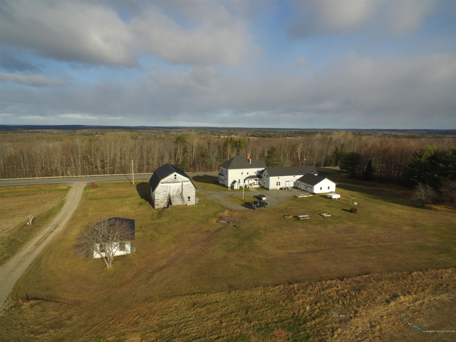 Photo of 3379 Lee Road, Lee, ME 04455 (MLS # 1476893)